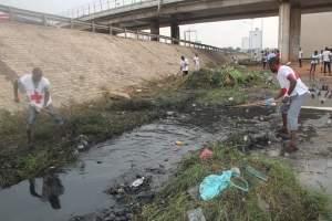 ONG FAITH , pour la lutte contre les déchets