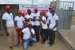 Quelques membres de ONG FAITH