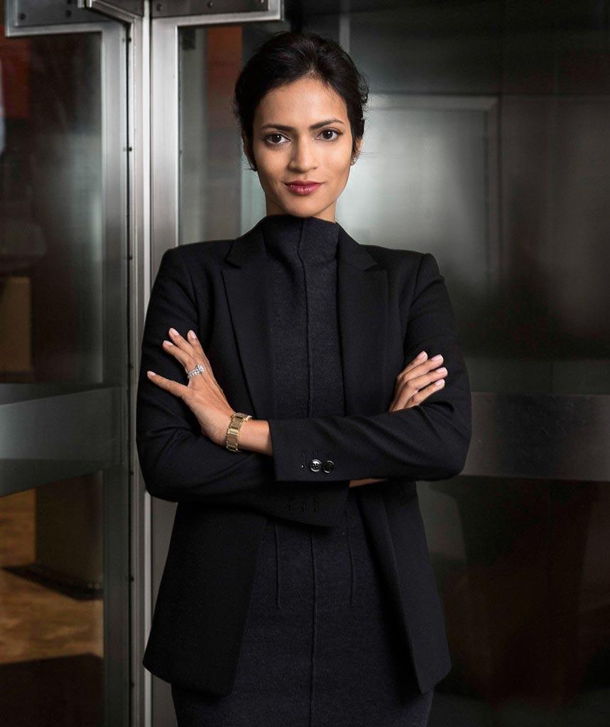 Rita Kakati Shah