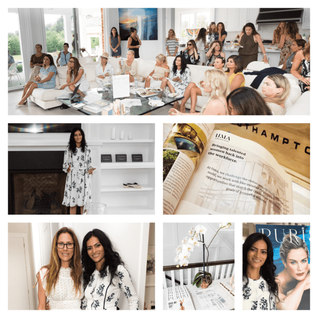 August 22, 2017: The Hamptons, USA | Purist Magazine | Empowering talk on balancing your lifestyle with family and career