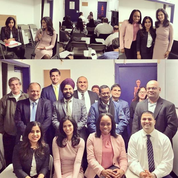 October 23, 2018: New York, USA | South Asian and Indo Caribbean Bar Association of Queens | CLE on Workplace Discrimination and Sexual Harassment
