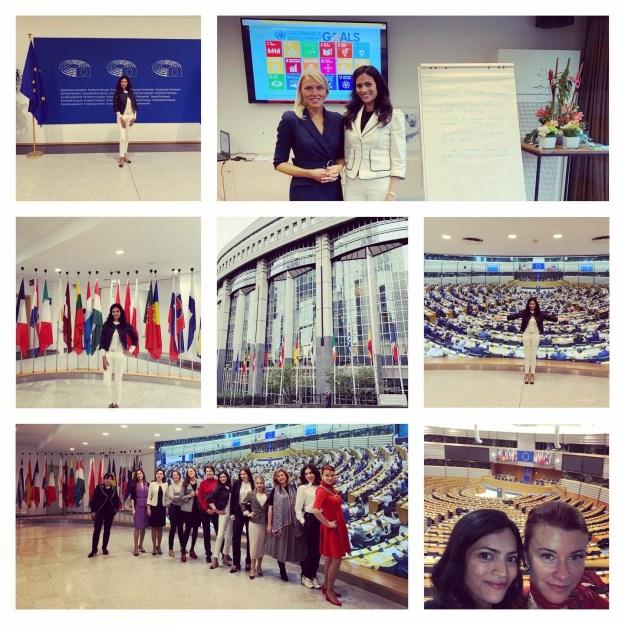 2019-10-16_Brussels_European Parliament_SDG 5