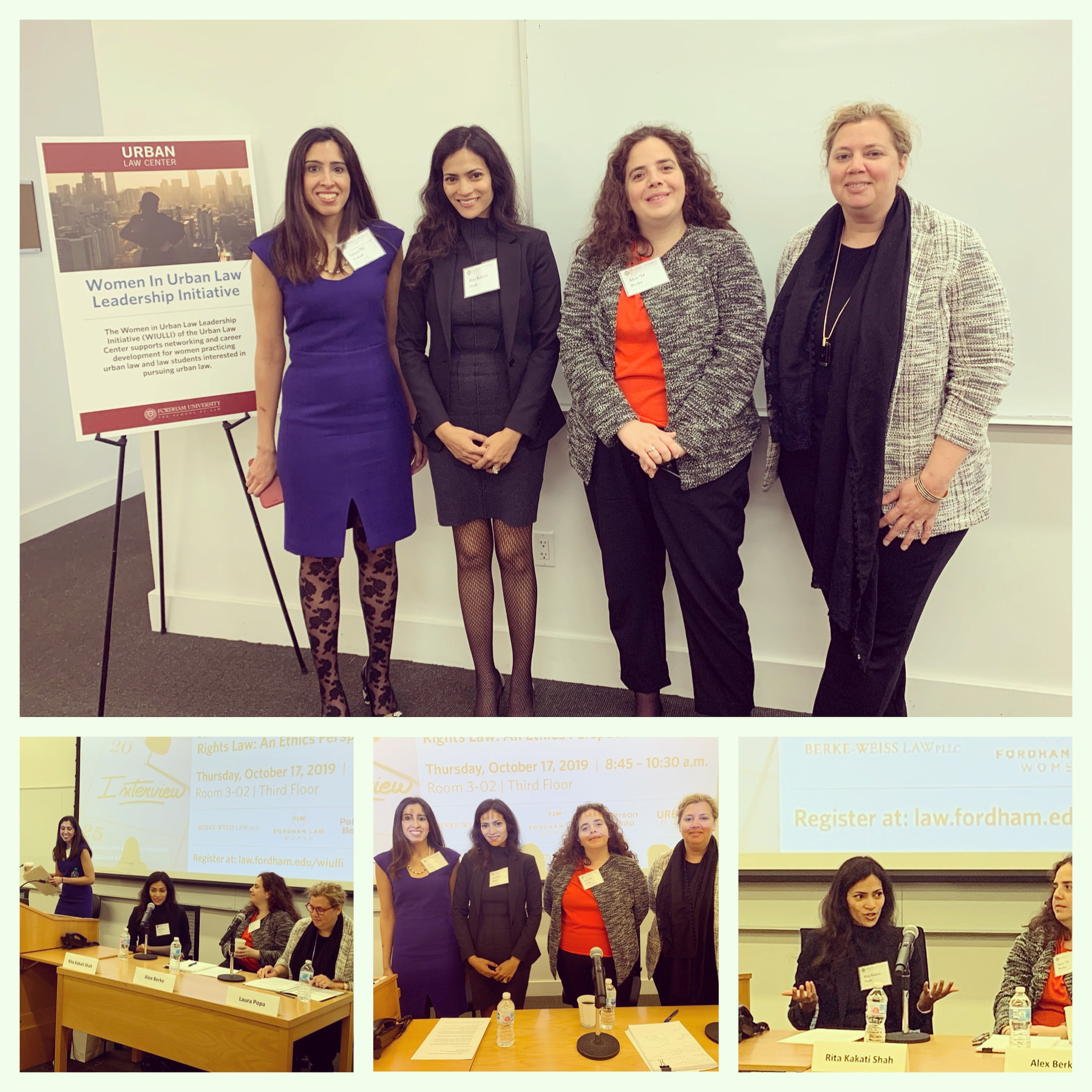 2019-10-17_NYC_Fordham Law School_CLE Panel