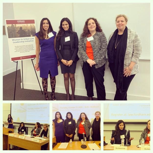 2019-10-17_NYC_Fordham Law School_CLE Panel