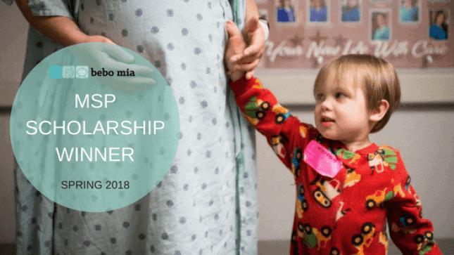 Bebo Mia Doula Scholarship Winner Jessica Jardine