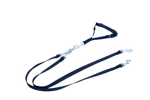 grippa double dog walker bebopusa pet leashes