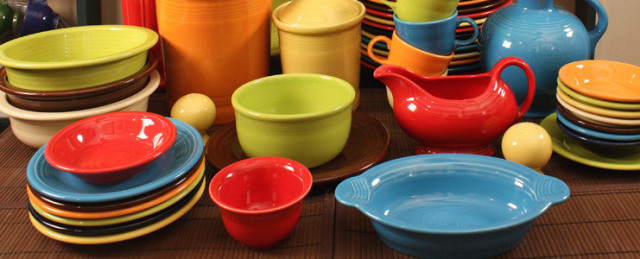Fiesta Ware: The Ultimate Color Coach
