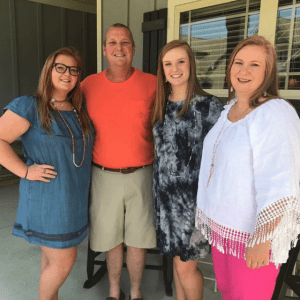 family with cancer