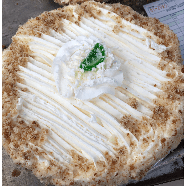 The Christmas Key Lime Pie Caper