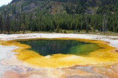 Emerald Pool 154.6° F