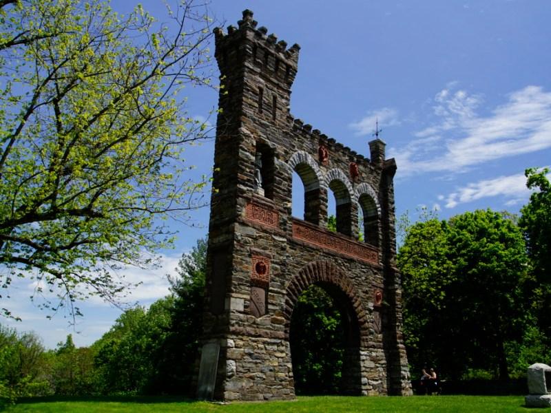 Gathland State Park - War Correspondents Memorial