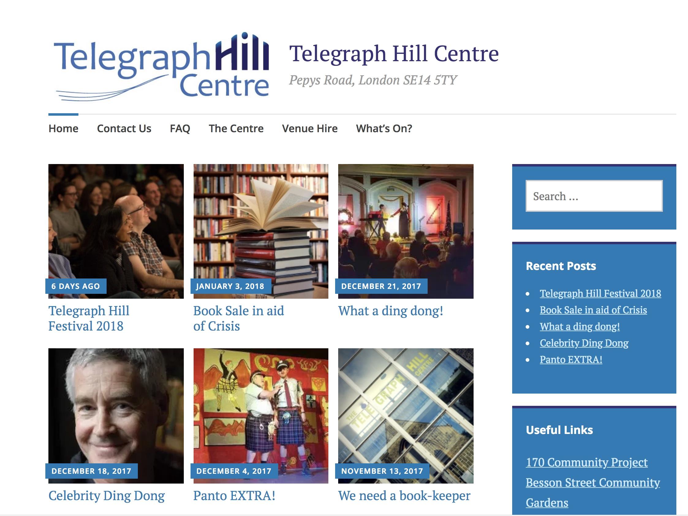Telegraph Hill Centre