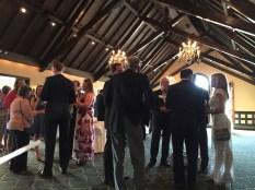 The small reception