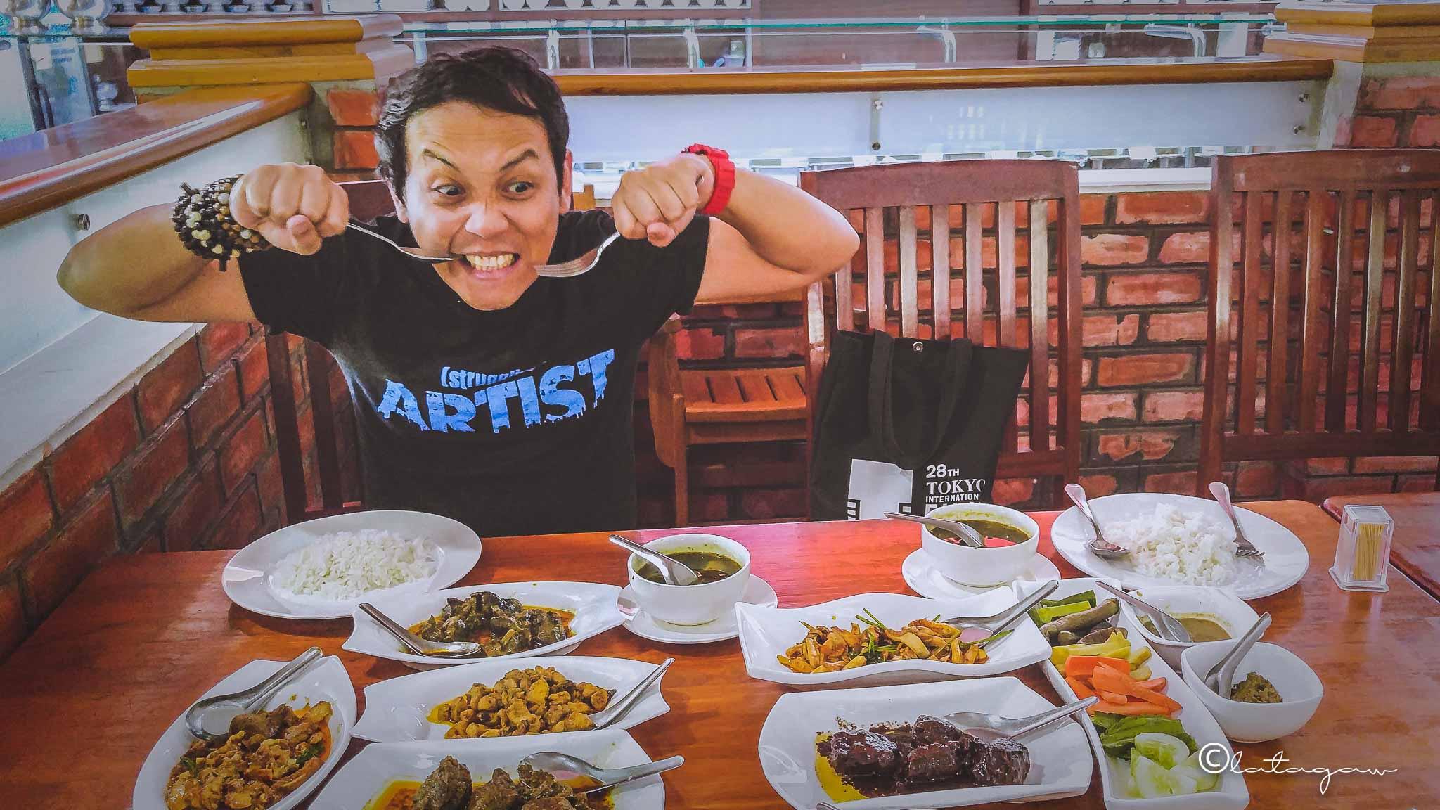 ready to eat myanmar food