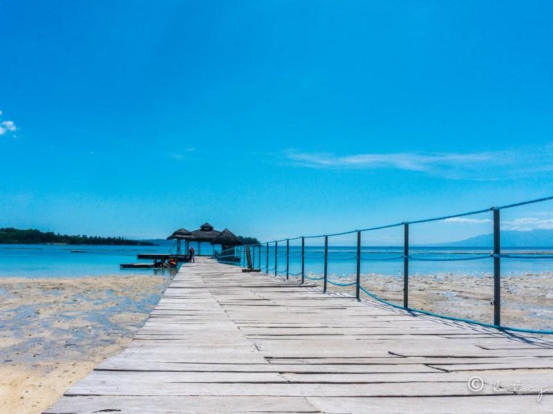 walkway maldives uraya resort island garden city of samal