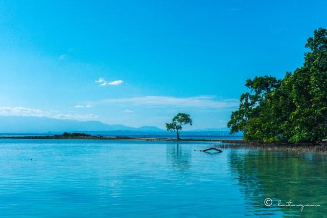 coastline maldives uraya resort island garden city of samal