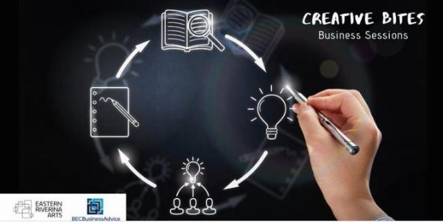 Creative Bites - Lunchtime Business Sessions - Wagga