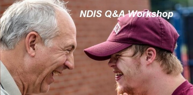 Deniliquin NDIS Q & A Workshop