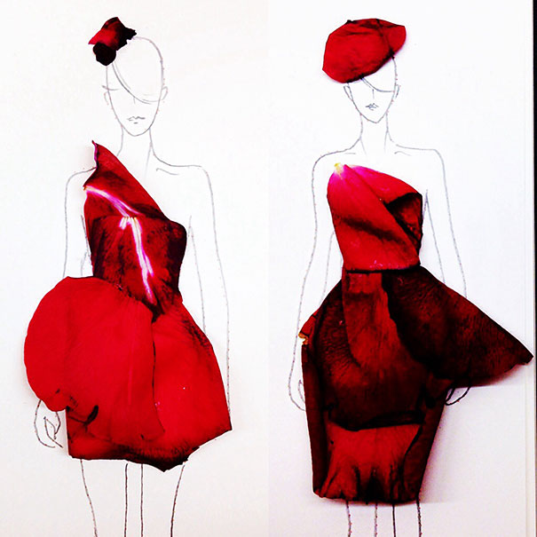 Grace Ciao fashion design illustrations
