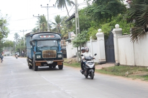 Streets of Negombo