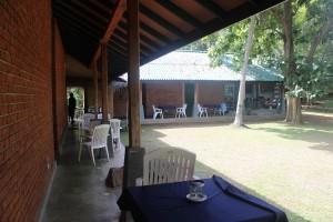 Jungle Beach Hostel Rooms