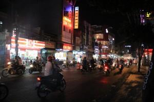 Streets of HCMC