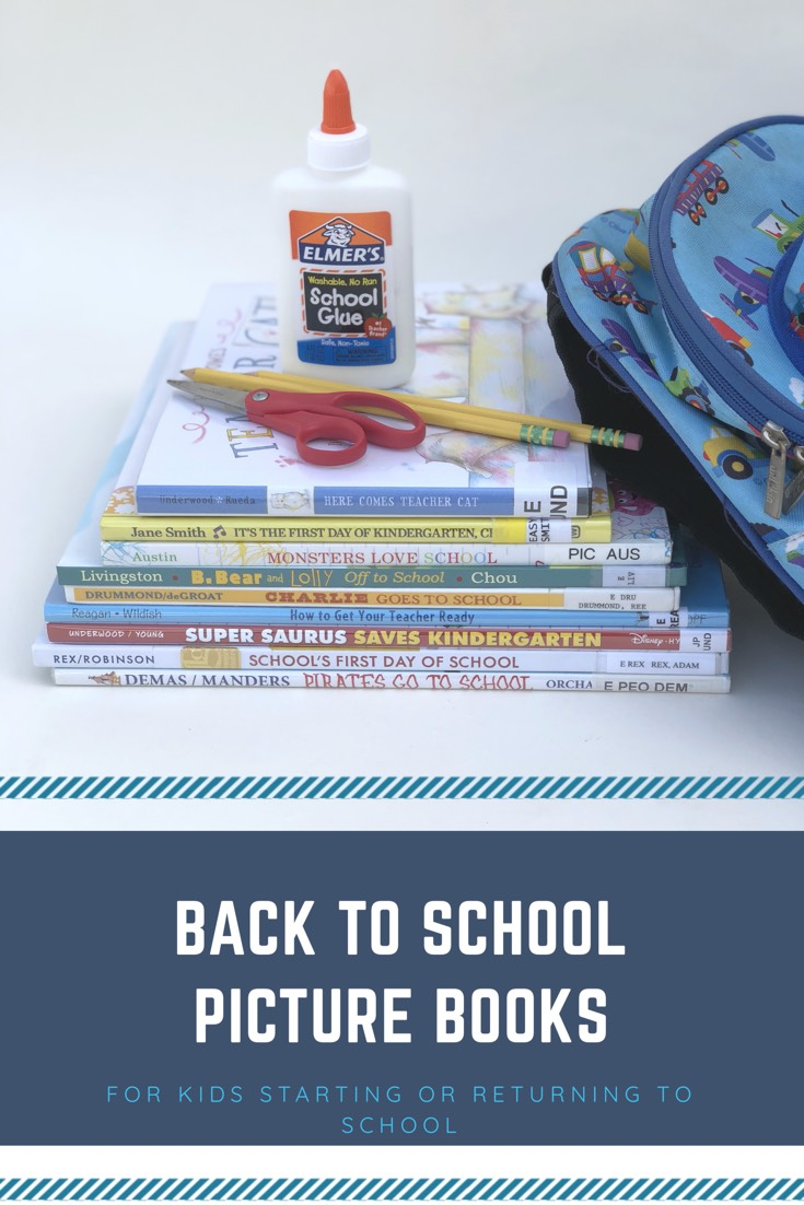 Picture Books for Starting School