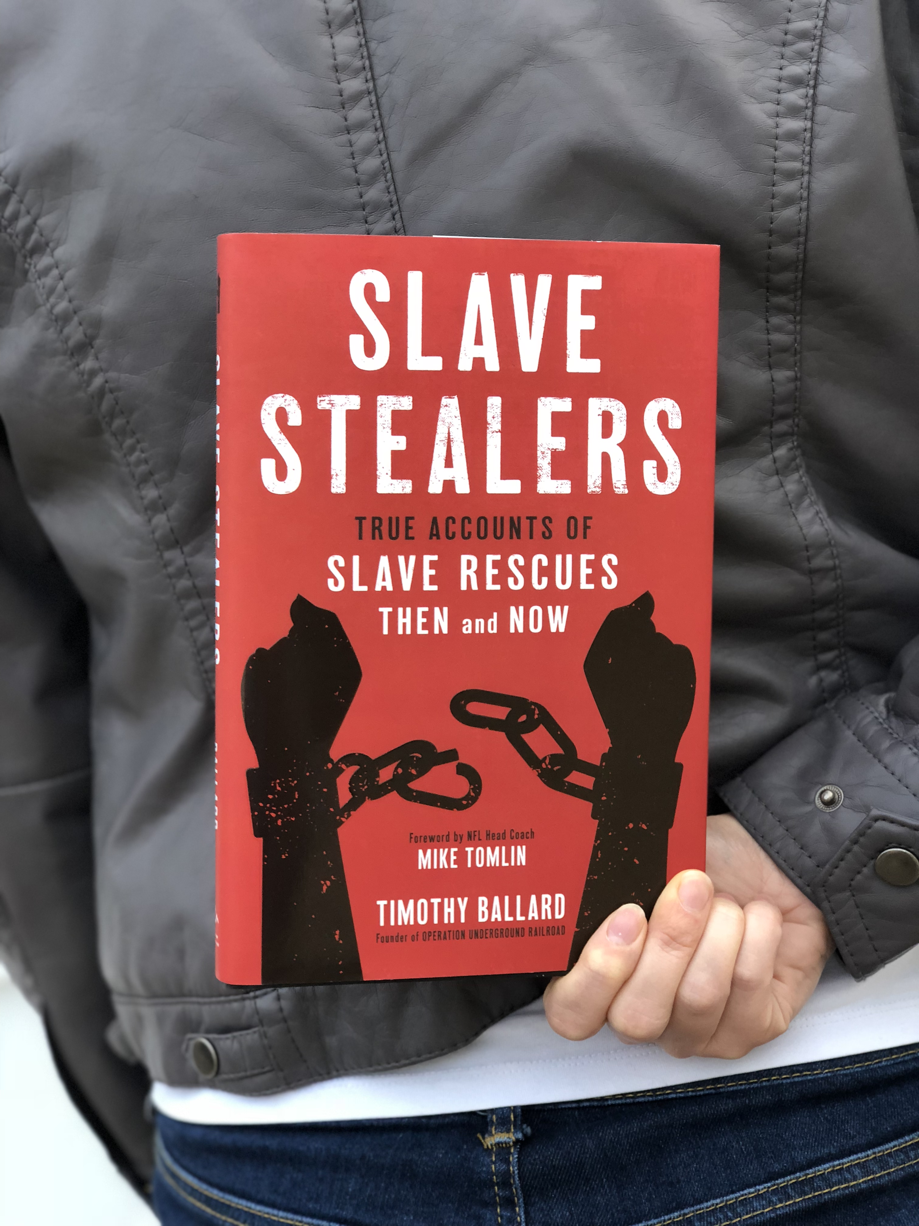 Review:  Slave Stealers by Timothy Ballard