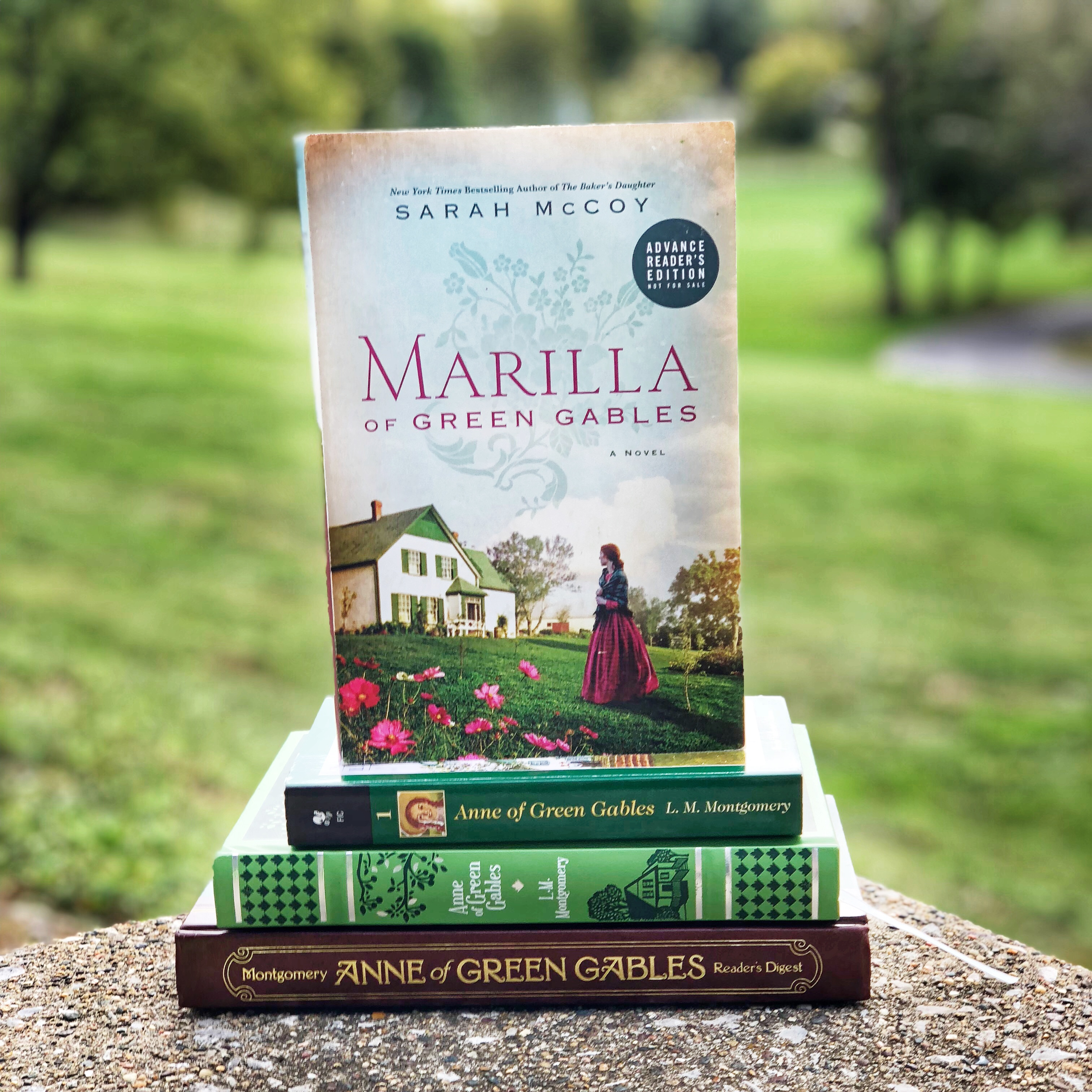 Review and Author Interview:  Marilla of Green Gables by Sarah McCoy