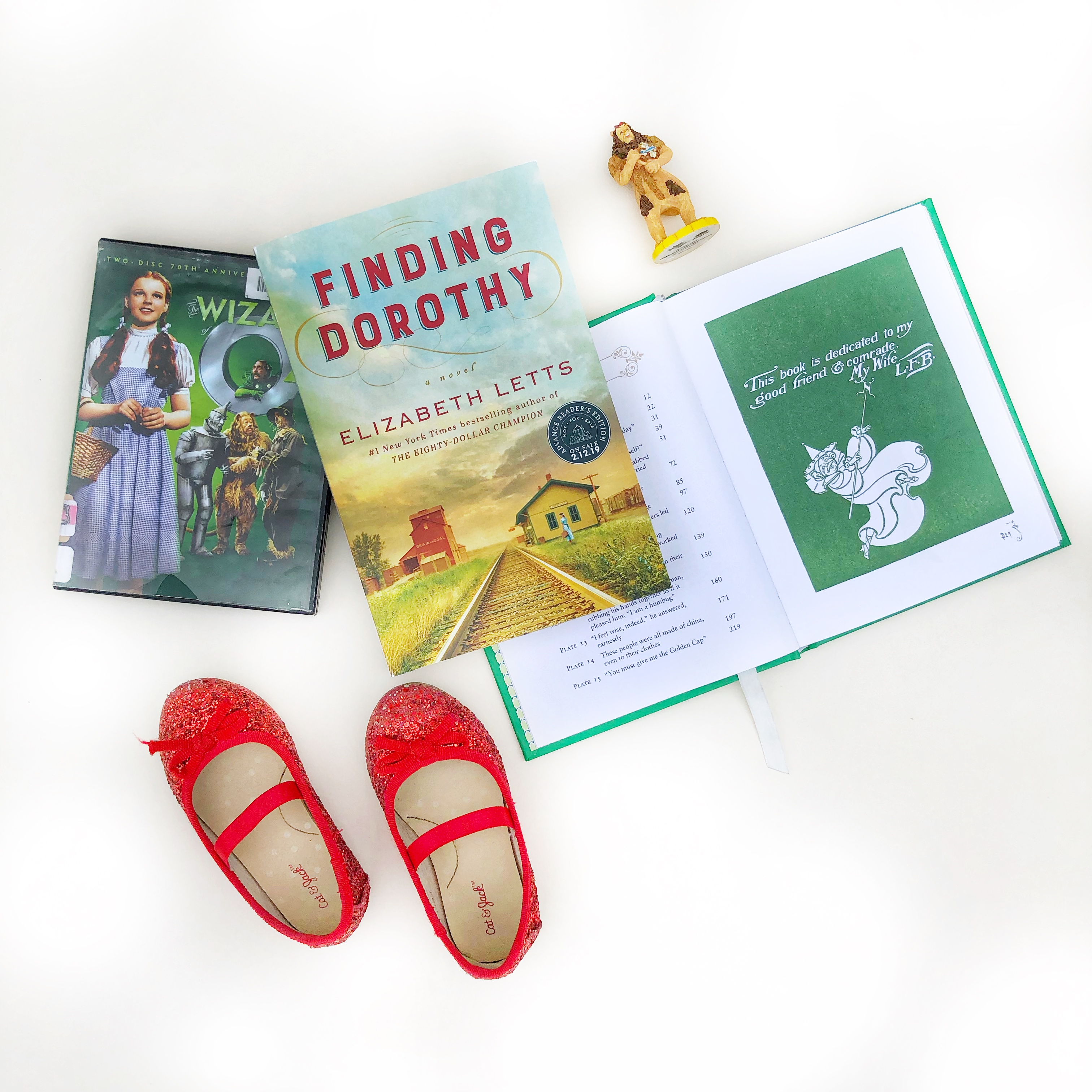 Review:  Finding Dorothy by Elizabeth Letts