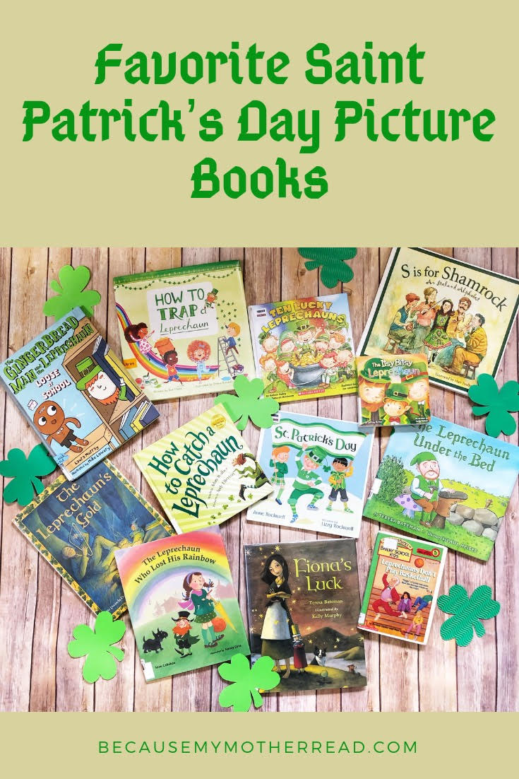 Our Favorite St. Patrick's Day Picture Books