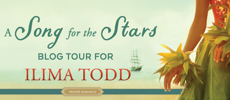 Blog Tour: A Song for the Stars by Ilima Todd