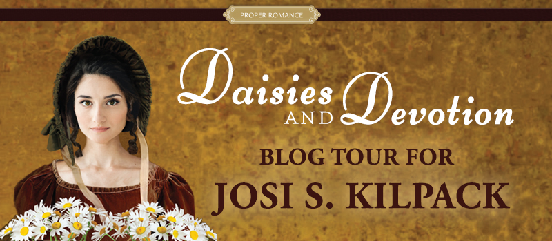 Blog Tour: Daises and Devotion by Josi Kilpack