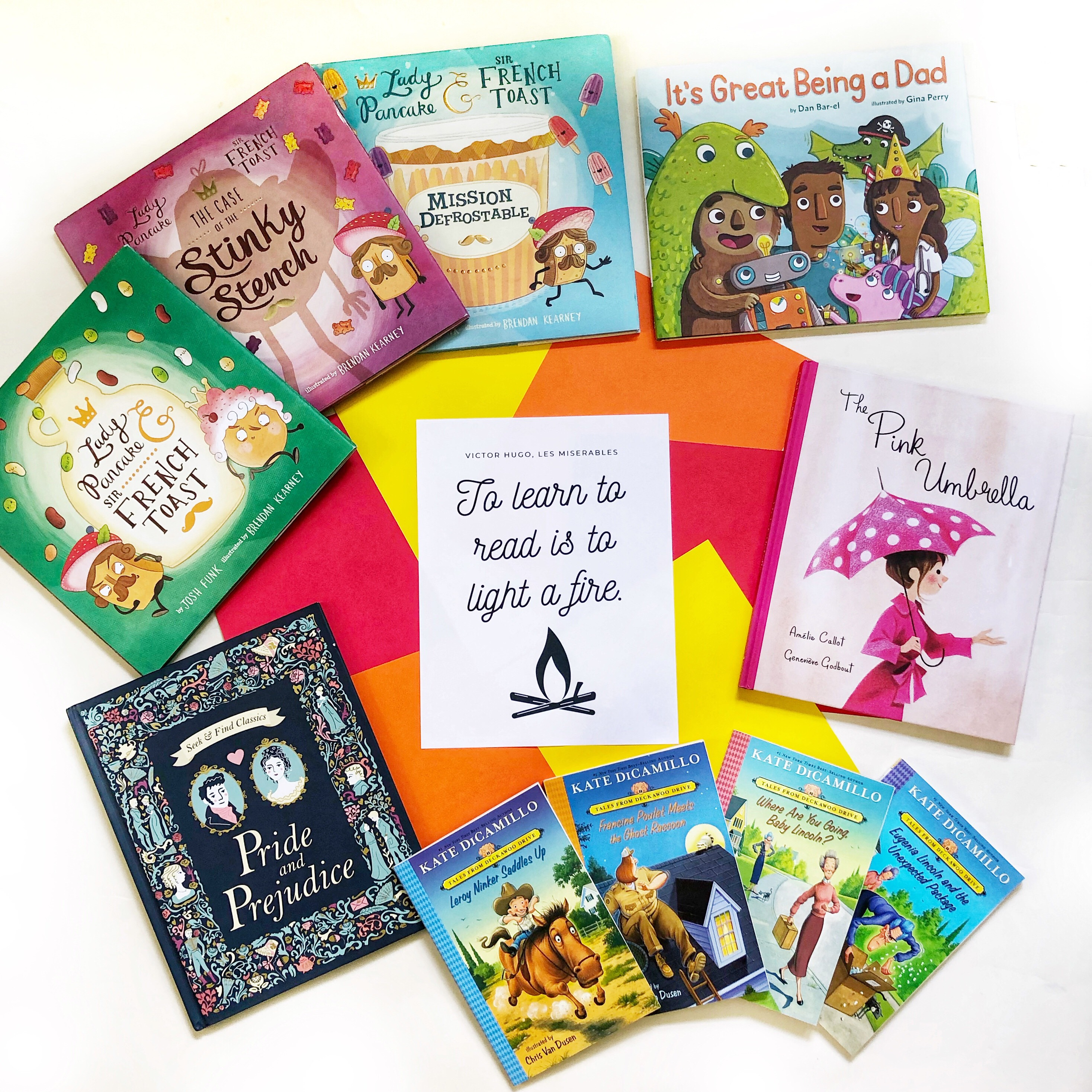 Reading Challenge and Free Quote Prints