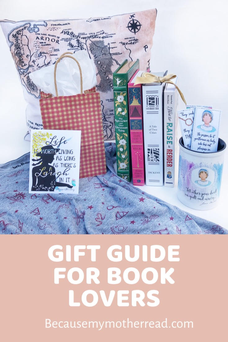 Gift Guide for Book Lovers: 2019 Edition