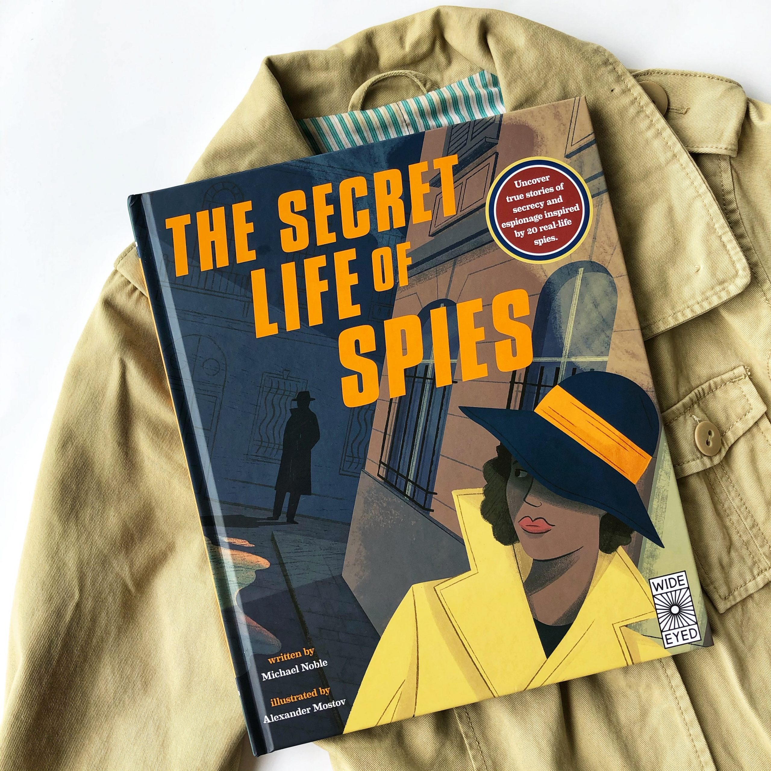 Spy Themed Books for Every Age