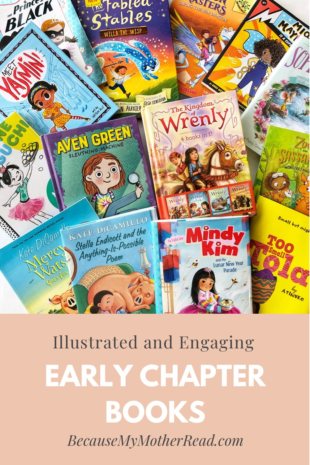 Early Chapter Books for Newly Independent Readers