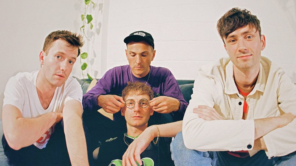 Glass Animals are No. 1 on the June 5, 2021 Alt18 Countdown.