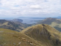 Hebrides from Meall Buidhe