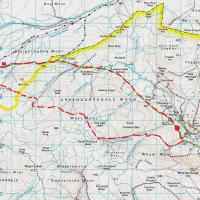 Arkengarthdale Moor and the Death of Sods Law