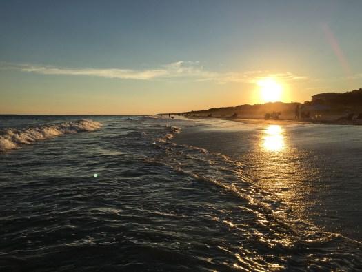Sunset in Hilton Head