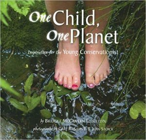 One Child, One Planet: Inspiration for the Young Conservationist book cover
