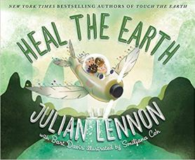 Heal the Earth book cover