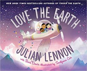 Love the Earth book cover