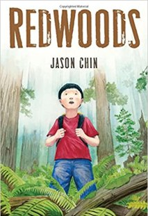 Redwoods book cover