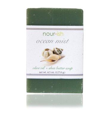 Nourish bar soap
