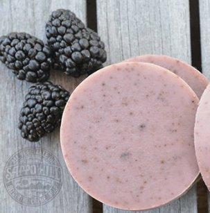 Sappo Hill berry soap