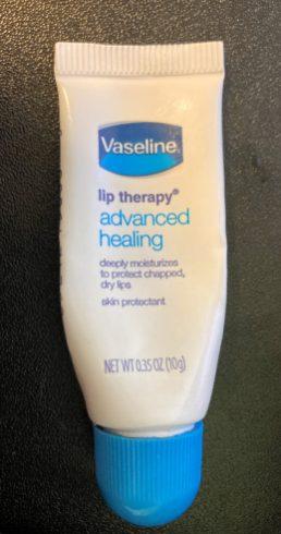 Vaseline lip therapy tube