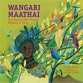 Cover of Wangari Maathai book