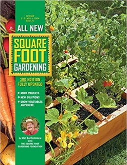Square Foot Gardening book cover